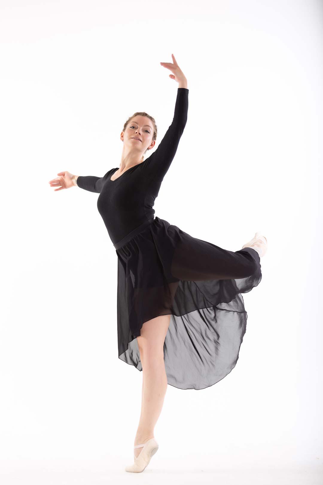 Andrea Greul -Tänzerin aus Ansbach