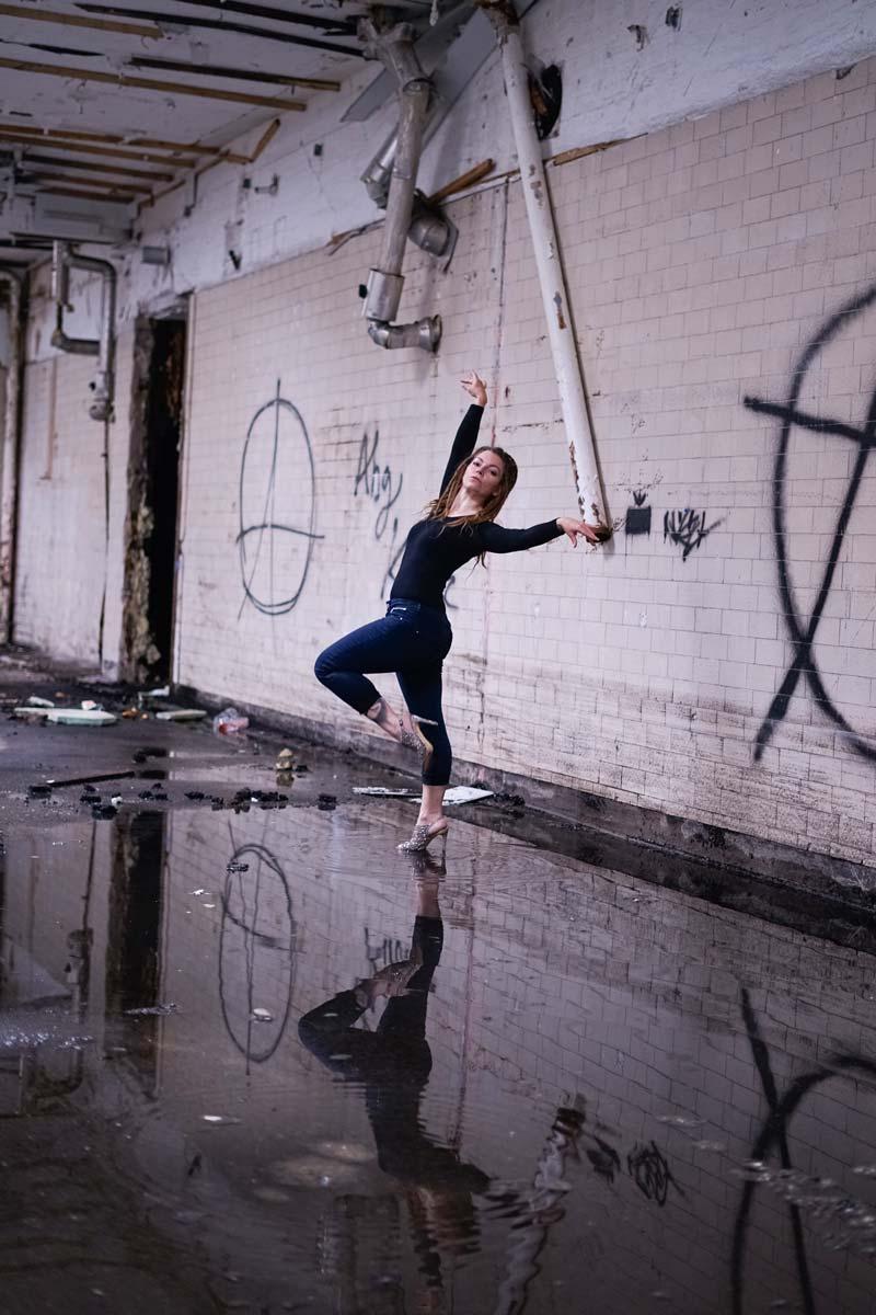 Andrea Greul als Tänzerin für Ihre nächste Veranstaltung buchen